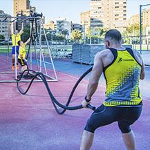 Centro de preparación física y teórica para oposiciones en Valencia