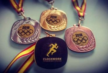 IV OLIMPIADAS CLOCKWORK